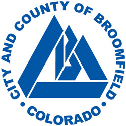 City and County of Broomfield, CO Logo