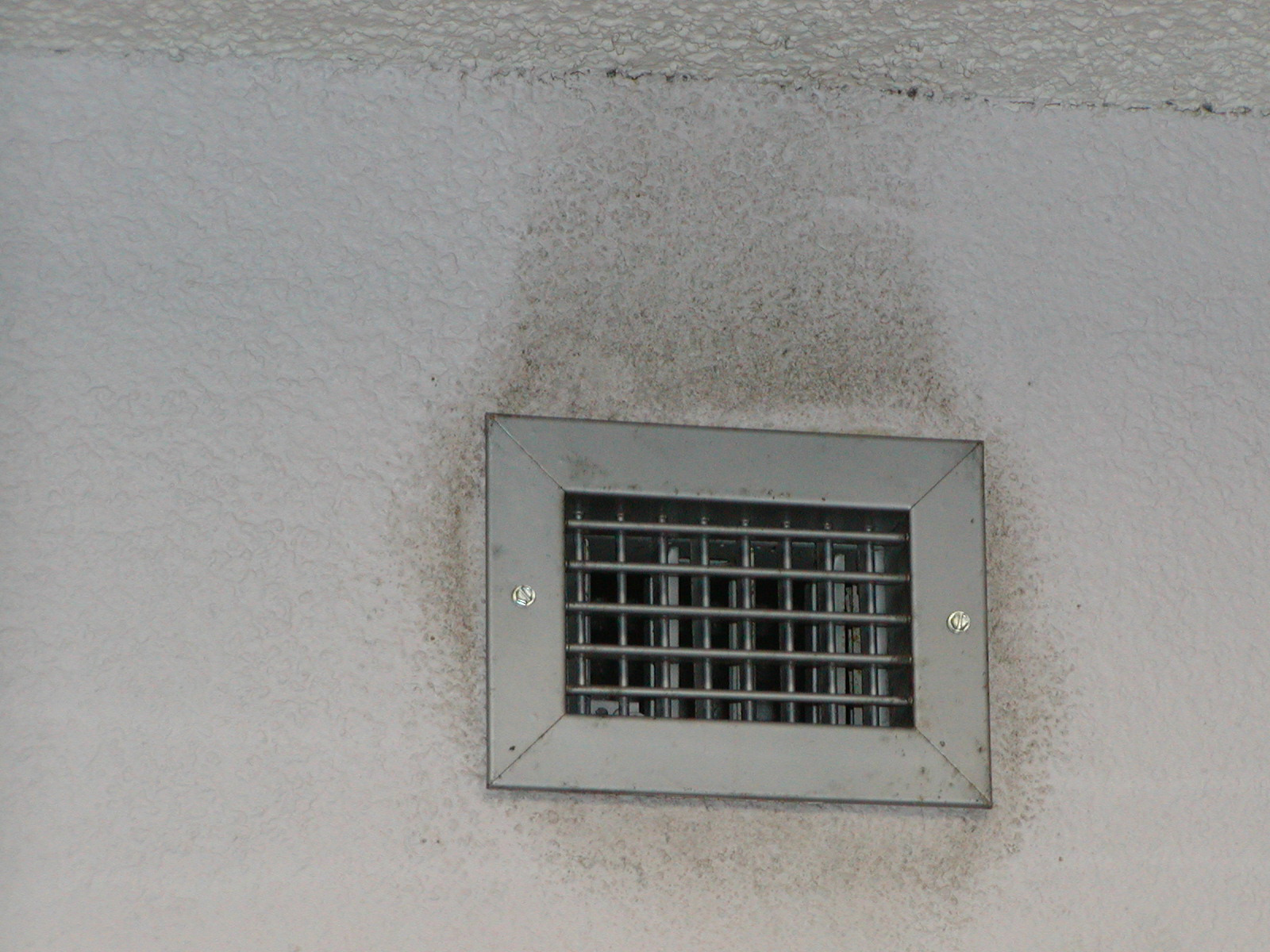 Dirty Air Vent