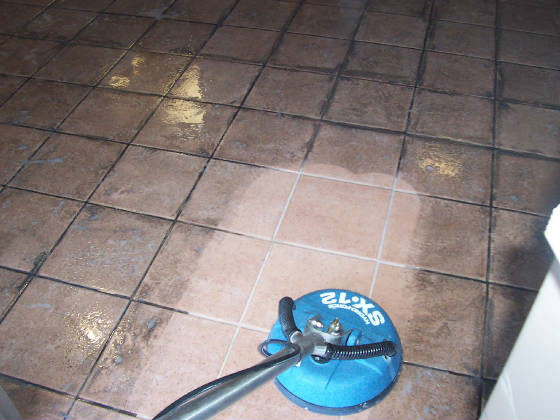 Hard Surface Cleaning by Steve's